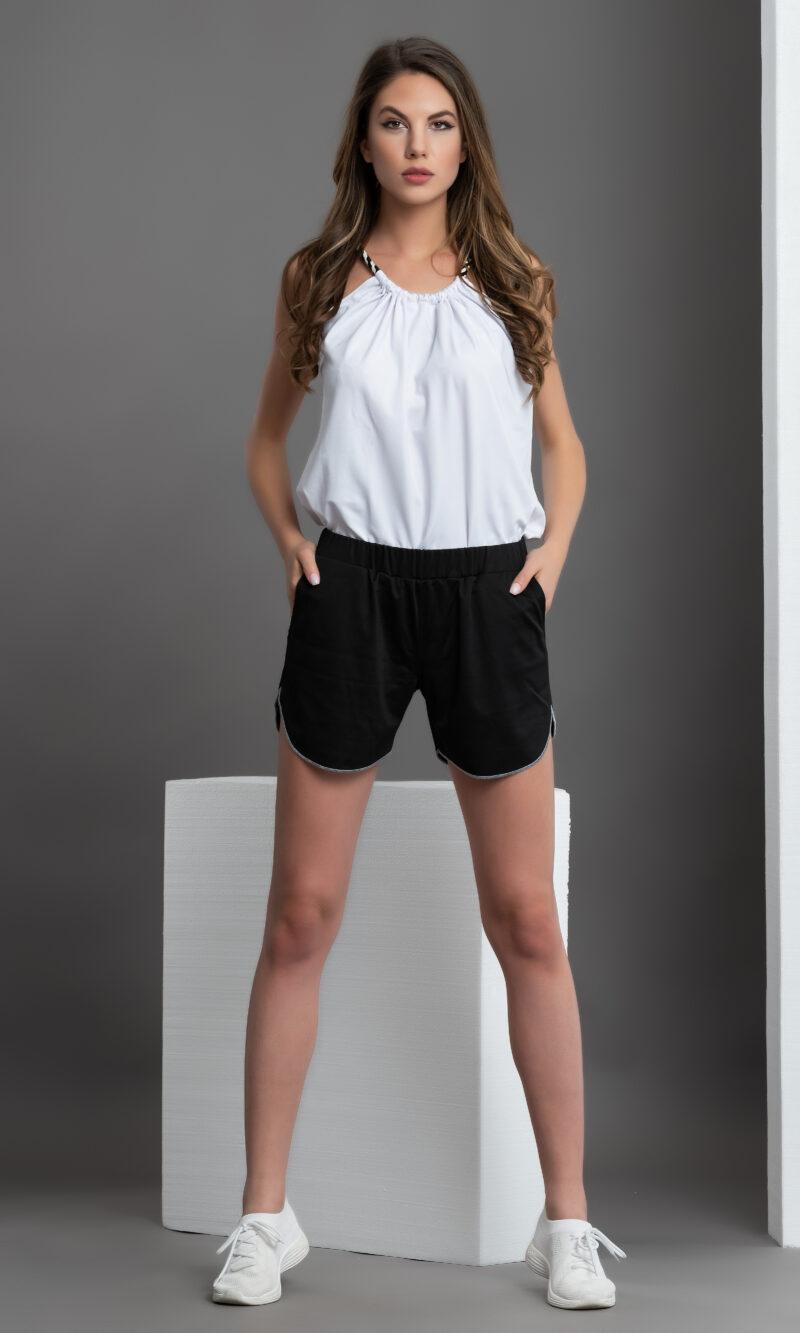 Women's summer sporty-elegant set code 349