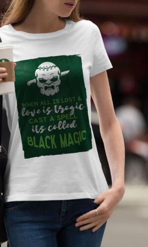 Women's T-shirt Funny W 030