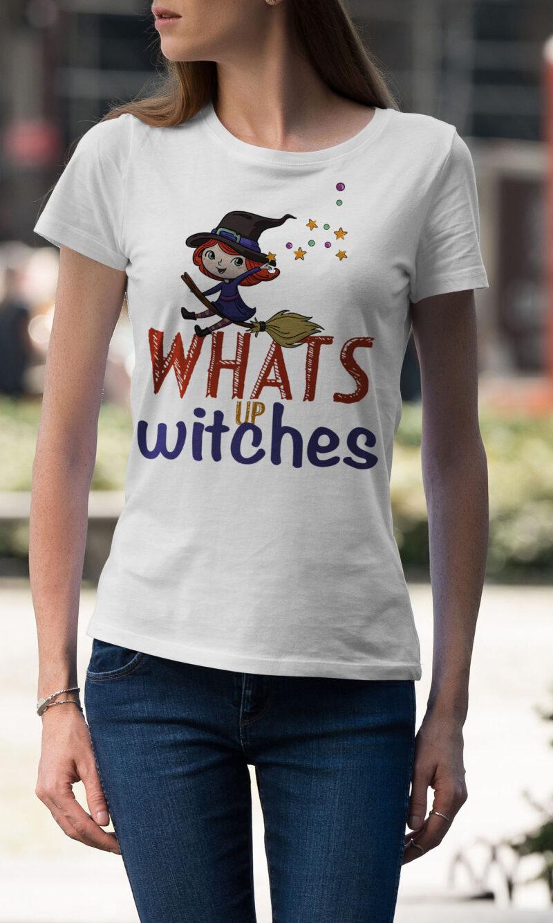 Women's T-shirt Funny W 033