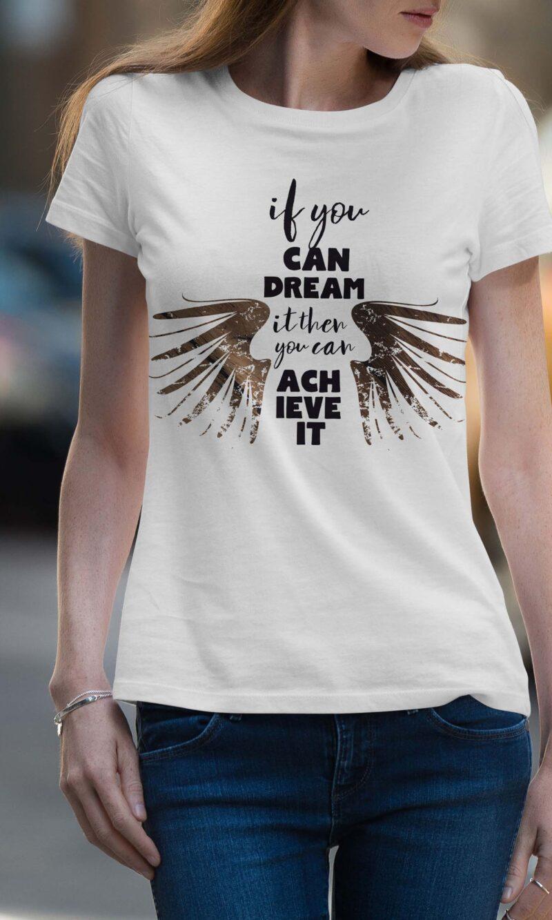 Women's T-shirt Sentence W 003