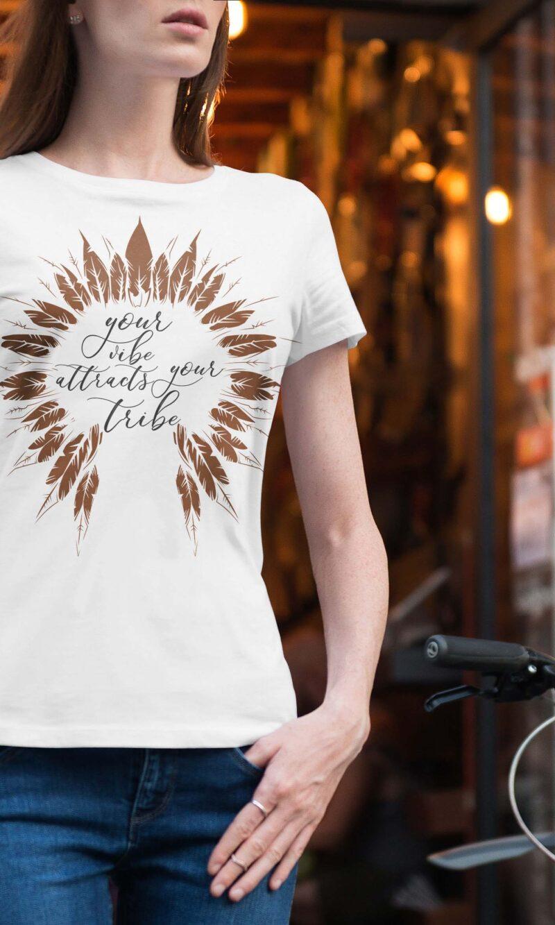 Women's T-shirt Sentence W 013