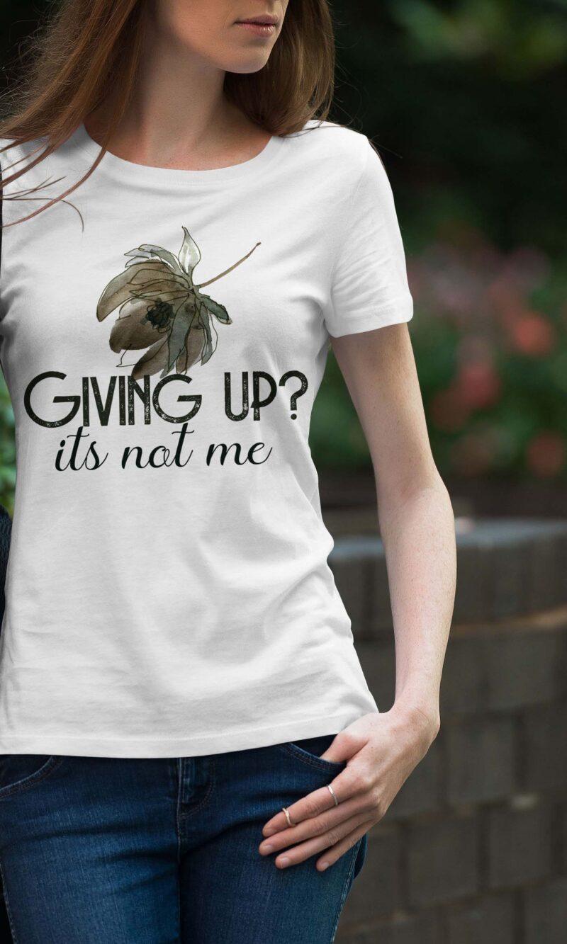 Women's T-shirt Sentence W 020